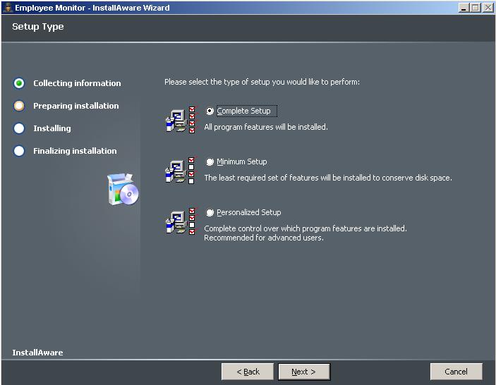 Screenshot 5 Logix Employee Monitor